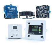 Incukit™ Xl For Mid-size And Cabinet Incubators | All-in-one Thermostat Heater Fan