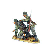 Gw010 German Nco Rallying Panicked Sold - 62nd Infantry Division By First Legion