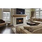 Superior 35 Direct Venttop Vent Only Front View Gas Fireplace