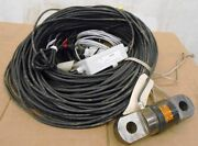 Sensing Systems Corporation, Tension Measuring System, Underwater Tension Link