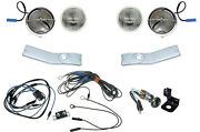 Mustang Gt Fog Light Corral Switch Kit Complete Brand New 1968 68 Quality Parts