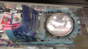 64 Mustang Early Headlight Headlamp Assembly. Used But Nice. Left Hand