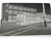 Orig 1948 Montreal Southern Counties Canada 2.25x3.25 Trolley Photo Negative