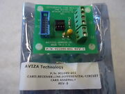 Watkins Johnson 901089-001 Line Differential Receiver Circuit Pcb Assly