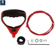 Replacement Trolling Motor Lift And Release Handle And Cable G-force Red