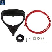 Trolling Motor Lift And Release Handle And Cable G-force Minn Kota Motorguide