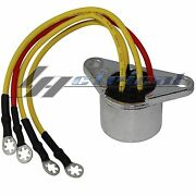 Rectifier Fits Omc Johnson Outboard 30hp 30 Hp Engine 1984-2005