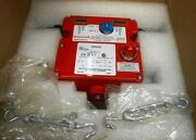Honeywell Cable Pull Safety Switch 2cpsa1a1b, 2nc/2no Direct Opening