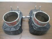 2009 Suzuki Vzr-1800 M-109r Front And Rear Engine Cylinders, Jugs