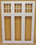 Wooden Timber A Rated Traditional Casement Window Bespoke Made To Measure