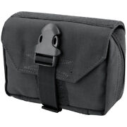 Condor First Aid Kit Response Pouch Tactical Molle System Airsoft Operator Black