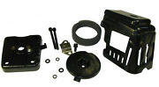 43cc Motovox Mvs10 Gas Scooter Air Filter Cleaner Cover Kit-- Out Stock