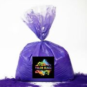 Color Blaze Powder Purple 25lbs -ideal For Runs And Holi Events, Color Wars And More