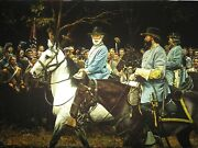 Silent Tribute Don Stivers Signed Limited Edition Civil War Print