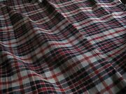 Antique French Linen Kesch-blue And Red -small Duvet Cover Kelsch -alsace -unused