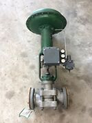 Fisher Controls Type 667 Size 60 Actuator Body Type Z Size 3 Cl300 Fs3582-1-a