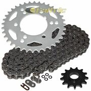 O-ring Drive Chain And Sprockets Kit For Polaris Scrambler 500 4x4 2000-2011