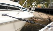 New Mooring Snubber Dock Edge 90-306-f Line Size 9/16 - 3/4 Boat Size 40and039