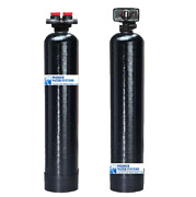 Whole House Water Conditioner/softener |12 Gpm | + Backwash Carbon Filter 56ft