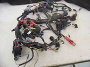 Clean Used Mercury Outboard Optimax 115 Hp Internal Wire Harness With Relays