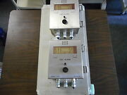 Gastech Model1620 Gas Monitor Panel 72-1623 And 100150-1 6 Channels, 115v,50/60hz