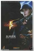 New Hot Toys Video Game Masterpiece Biohazard 5 Jill Valentine Bsaa Painted