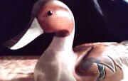 Boyds Hunters Pintail Vintage Hand Painted Decoy Duck Maryland G Lowenthal 1980