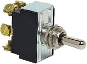 New Heavy-duty Double Pole Toggle Switch Cole Hersee 5592bx On/off/on Terminals