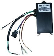 New Mercury Switch Boxes Cdi Electronics 114-4952a30 Fits 2 Cyl. Replaces 114-49