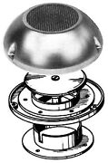 New Vent-o-mate Beckson Marine C-6ss Vent-o-mate/stainless Steel Cover