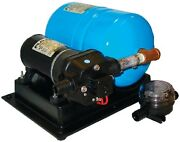 New High Volume Water Pressure System Flojet 02840100a 4.5/6 Fully Charged Gpm 1