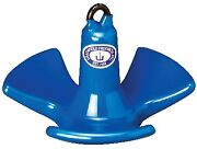 New River Anchor Greenfield Products 516-b Weight 16 Lbs. Boat Size Up To 18and039 Bl