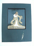 Erte At 95 Collectors Book With Signed Bronze Rigoletto