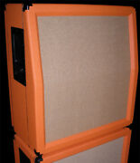 Son Set Beach New 4x12 Orange Speaker Cab 412 Awesome Unloaded Use Your Speaker