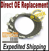Virago Vstar 250 Xv250 Route 66 Clutch Plate Disc 5pc For Yamaha