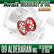 Avail Shimano Microcast Spool Ald0936rr Red For Core50mg Chronarch 50e