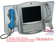 Isdn Pc-basierendes Videophone With Tft Mini-pc Conference System Rare Very Rare