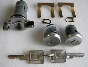 1979-1987 Chevy Gmc Truck Ignition And Door Lock Kit And Keys