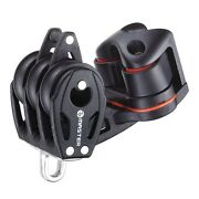 【master】29mm Triple/becket/cam Kit Ball Bearing Block-dinghy Pulley