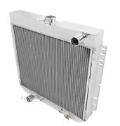 1969 1970 Ford Mustang 4 Row Core Champion Rr Radiator