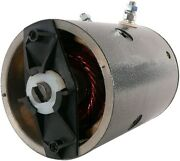 New Fisher And Western Snow Plow Motor Horizontal Mount