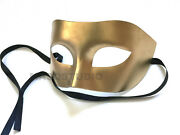 Men Masquerade Eyes Mask For Boy Simple Classic Halloween New Year Eve Costume