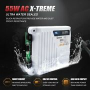 55w Hid Replacement Slim Ballast For 9003 9004 9005 9006 9007 9008 9145 5202 880