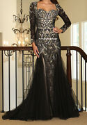 New Sexy Diamond Shape Back Long Sweet 16 Dress Gala Evening Gown And Plus Size