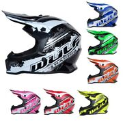New Kids Wulfsport Motocross Helmet Quad Atv Youth Children Kx Pw Lt Boy Girl