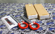 Cusco Front And Rear Swivel Tow Hook Set Fits Scion Frs Subaru Brz Toyota 86