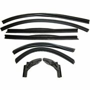 1950-1953 Buick And Cadillac 1950-1951 Oldsmobile 98 Convertible Roof Rail Kit