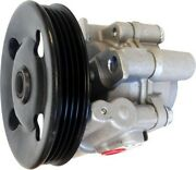 Power Steering Pump W/pulley 00-06 Tundra 8 Cyl 00-03 Toyota Sequoia