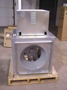 Twin City Fan And Blower Bsi180ahp Centrifugal Square Inline Fan 230v 1ph
