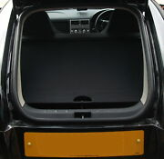 Chrysler Crossfire Retractable Trunk Cover - Jemima Black 2004 To 2008